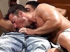 Dominik, Leo and Miguel